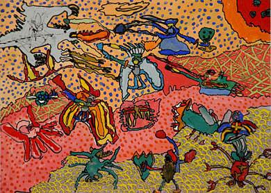 Adz Online Drei Meisterwerke Der Rumanischen Malerei